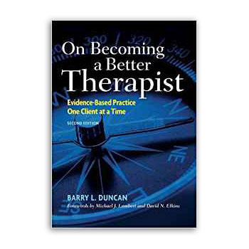 Becoming A Better Therapist Book