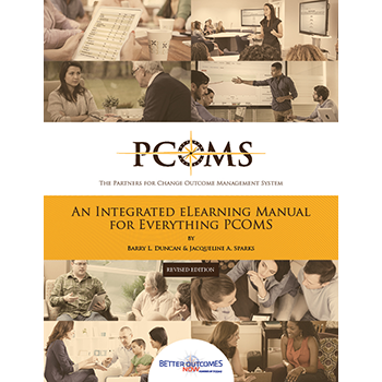 PCOMS ELearning Manual For Everything | Better Outcomes Now