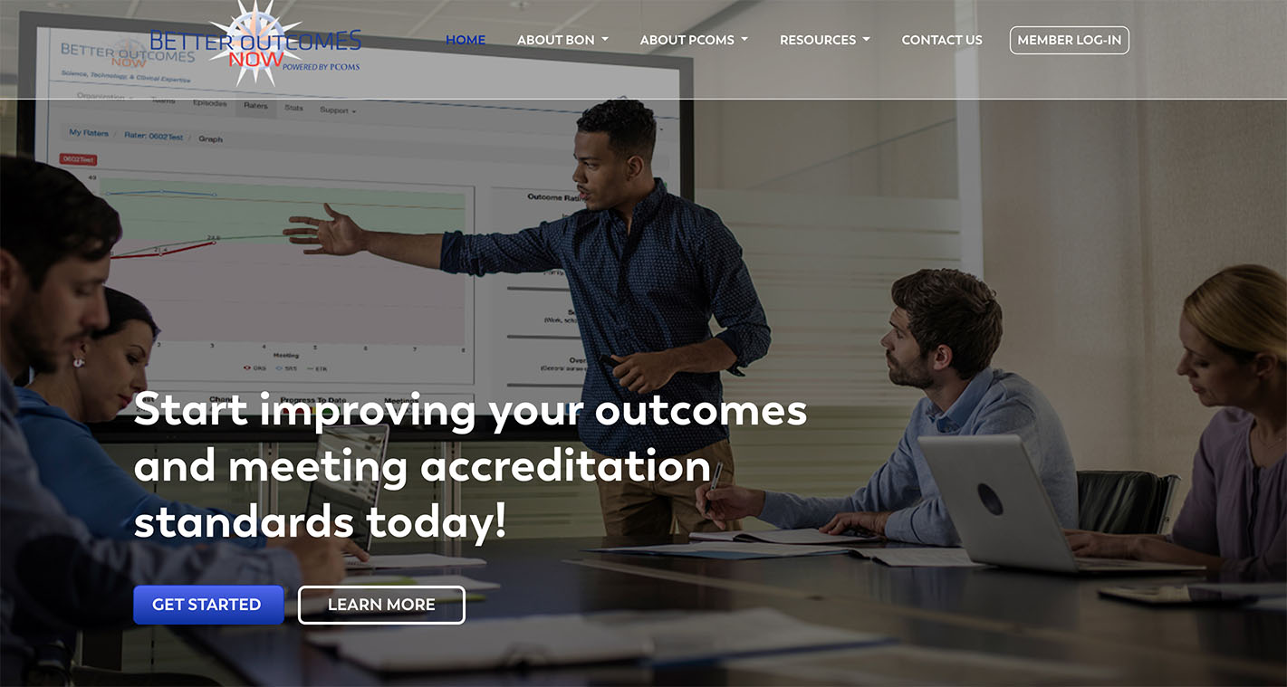 New Better Outcomes Now Site