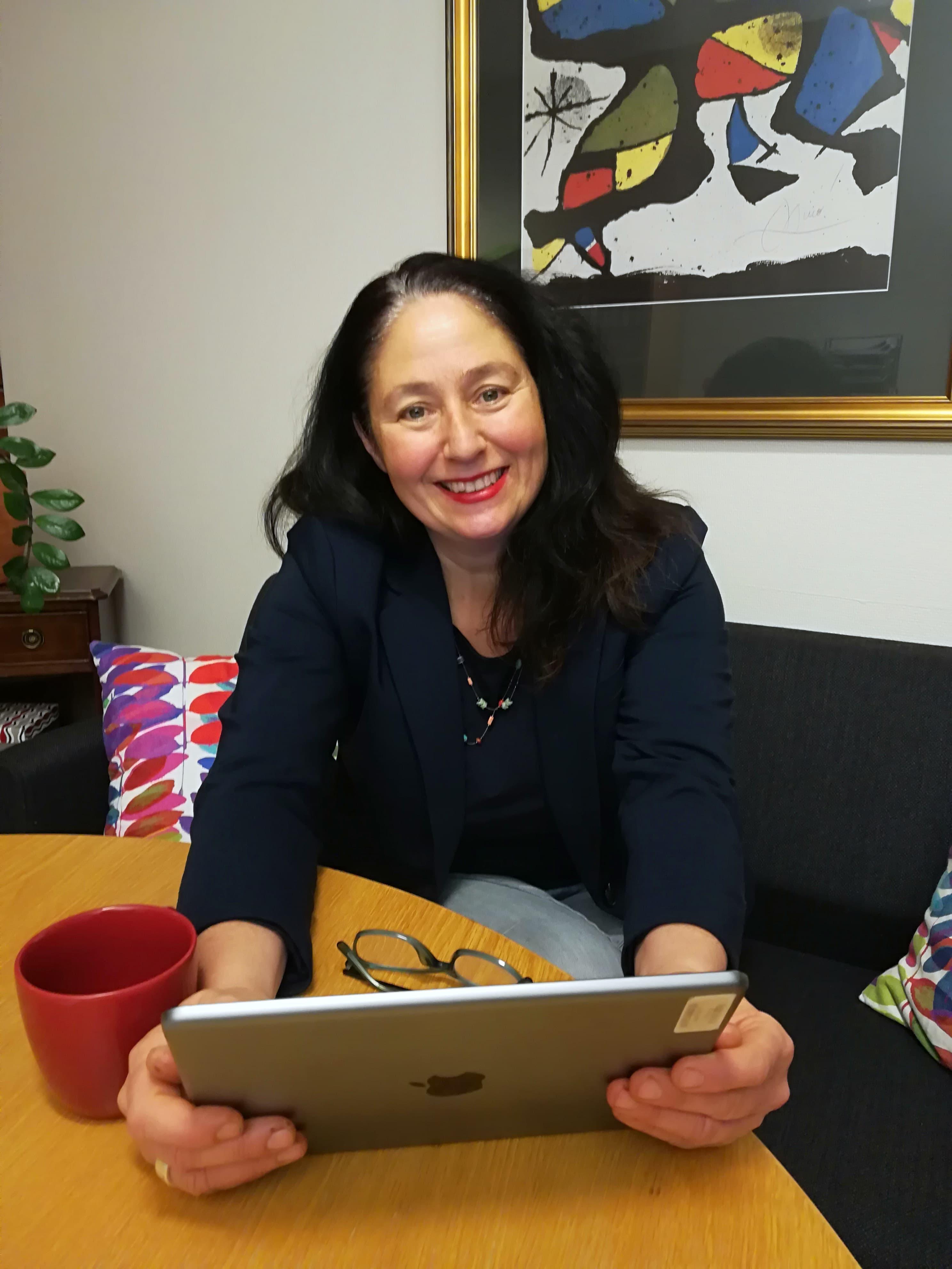 Annette Wolf El-Agroudi